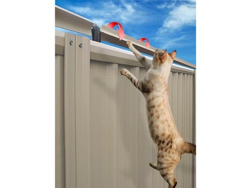 Oscillot Cat Containment System Paddle Set 2 Metres Diy