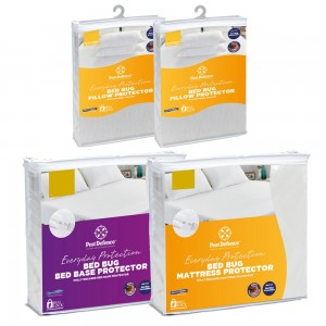 Bed Bug Bed Protection Kit