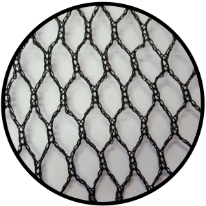 Bird Netting - Canopy - BLACK