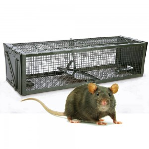 Double Ended Rodent Trap