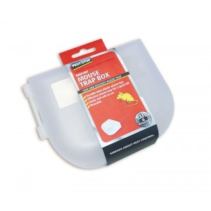 Pest-Stop Easy-Set Mouse Trap Box