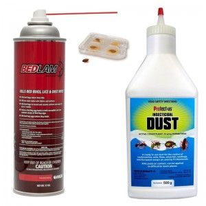 Bed Bug Control Kit - Basic