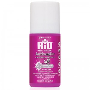 RID Insect Repellent + Antiseptic Roll On