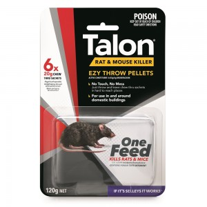 Talon Ezy Throw Pellets