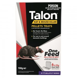 Talon Pellet Trays