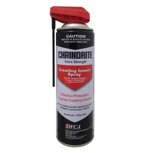 Chaindrite Extra Strength Crawling Insect Spray