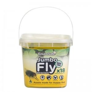 Envirosafe Fly Trap Refill - Jumbo (x18)