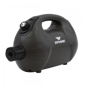 XPOWER Battery Operated Fogger