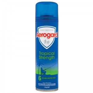 Aerogard Tropical Strength Aerosol