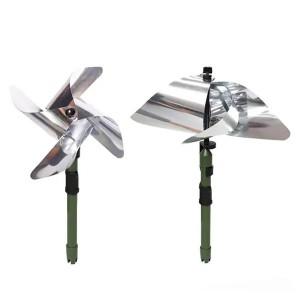 Reflective Windmill Bird Scarer