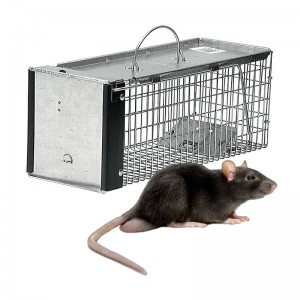 Single Catch Rat Trap
