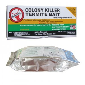 Termite Bait - Colony Killer
