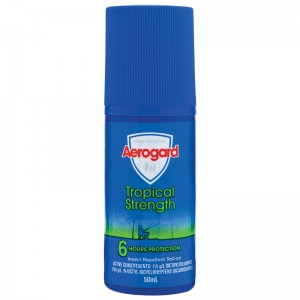 Aerogard Tropical Strength Roll On