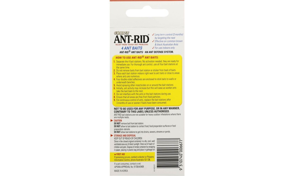 Ant-Rid Ant Baits