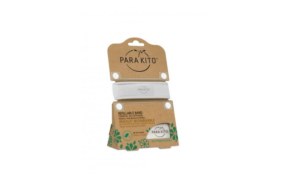 Para'Kito Refillable Mosquito Band - Solid