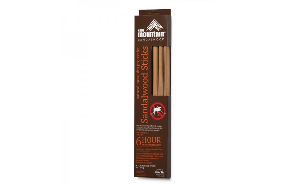 Sandalwood Sticks - 6 Hour