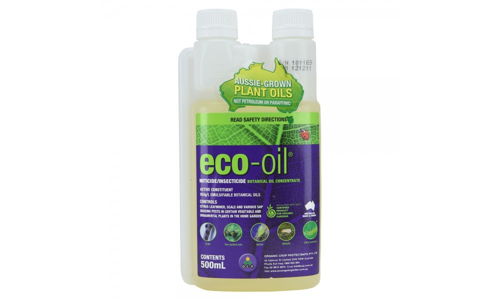 Eco-Oil Miticide Insecticide