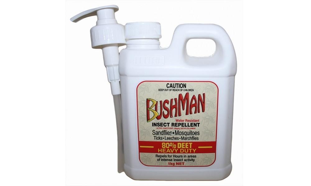 Bushman Heavy Duty Gel Pump Pack