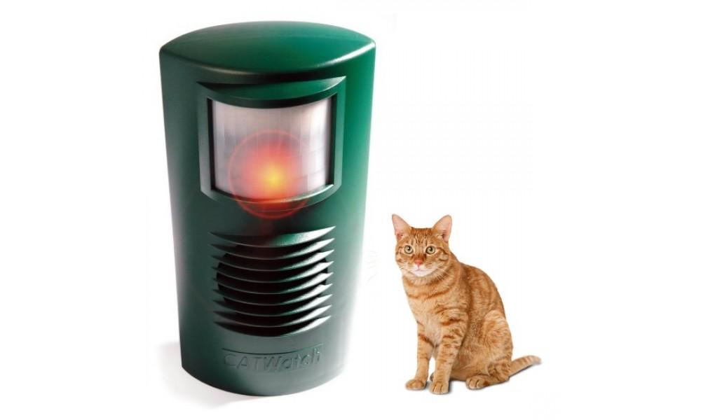 Cat Watch Ultrasonic Deterrent
