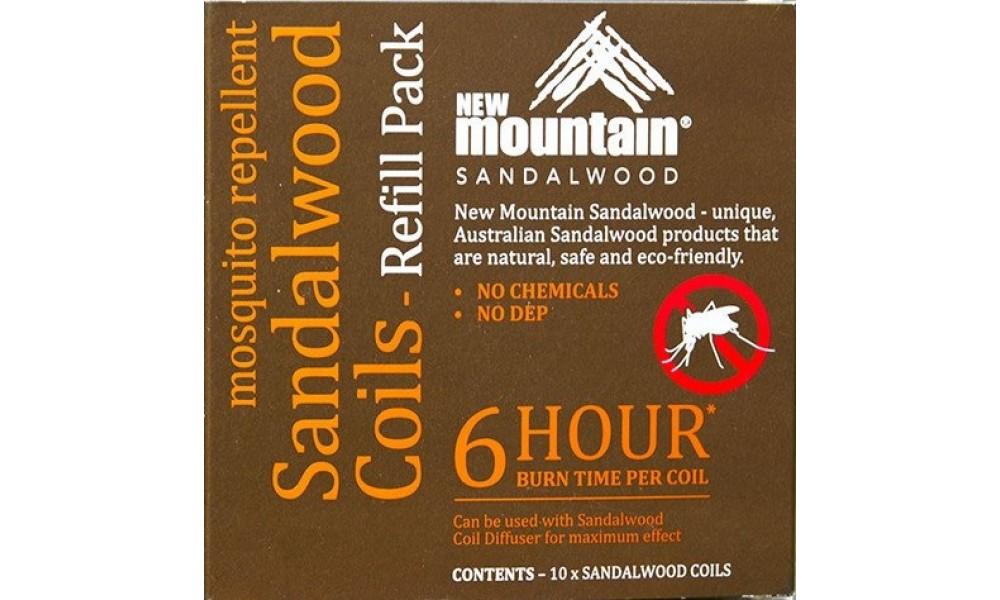 Sandalwood Coil Refills