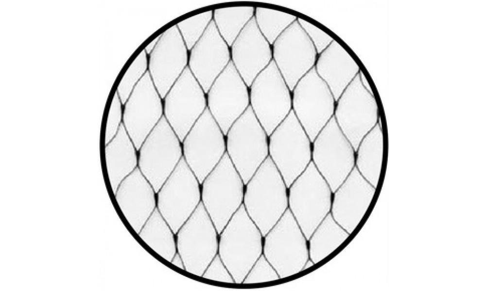 Bird Netting - Light Weight Extruded - BLACK