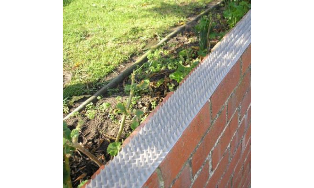 Fence & Wall Spikes - Flat Section