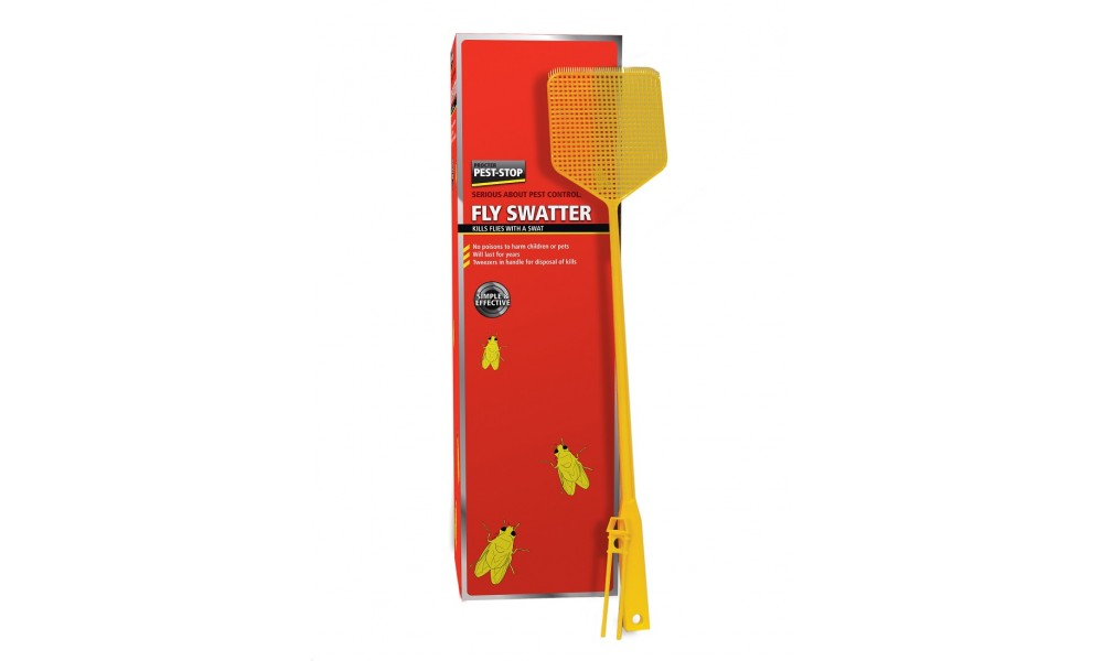 Pest-Stop Fly Swat