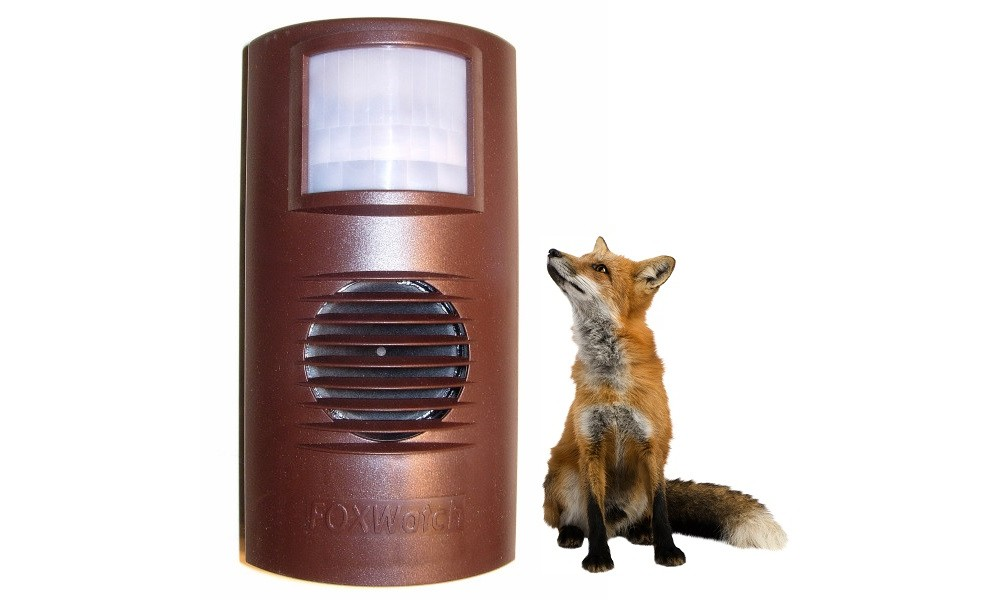 Fox Watch Ultrasonic Deterrent