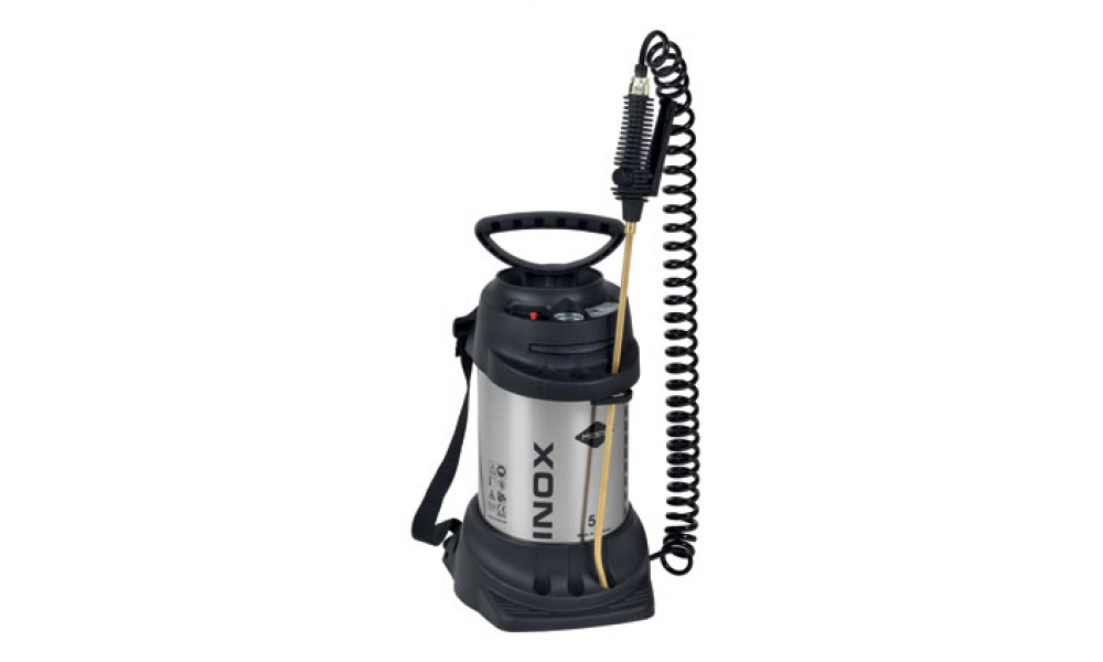 Mesto INOX Compression Sprayer 5 Litre