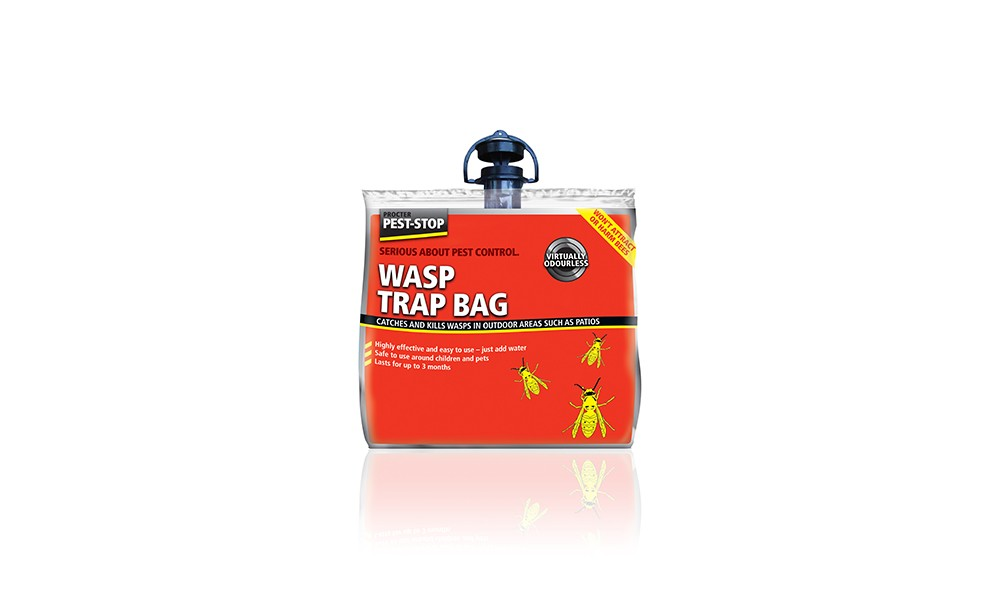 Pest-Stop Wasp Trap Bag