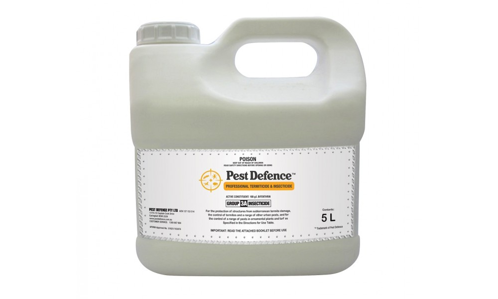 Pest Defence Termiticide & Insecticide
