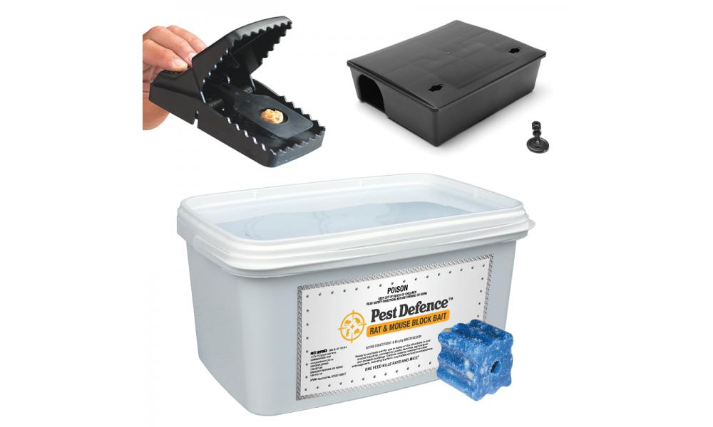 Rat Control Kit