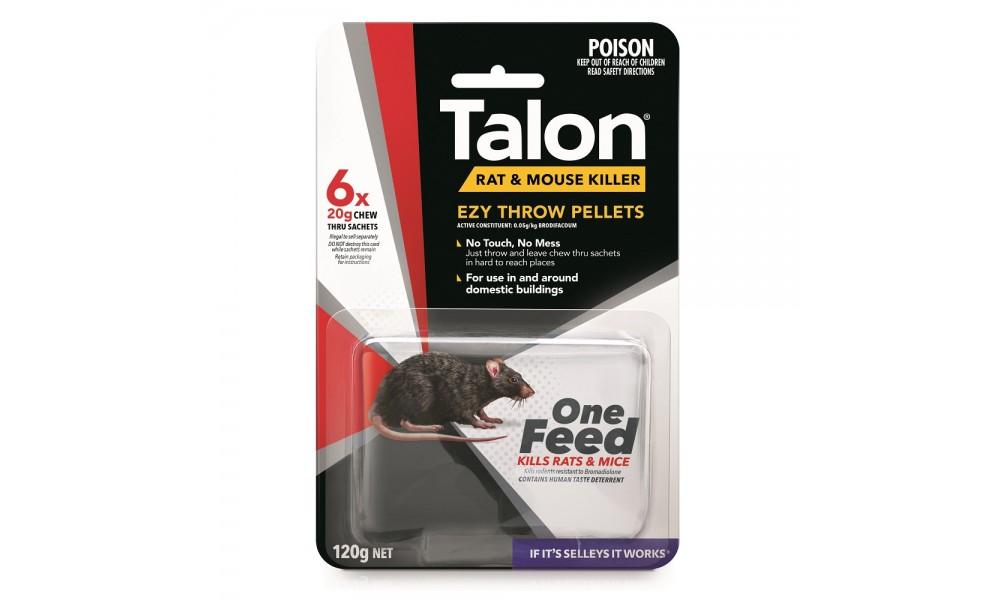 Talon Ezy Throw Pellets