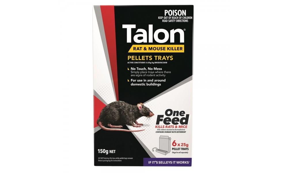 Talon Pellet Trays