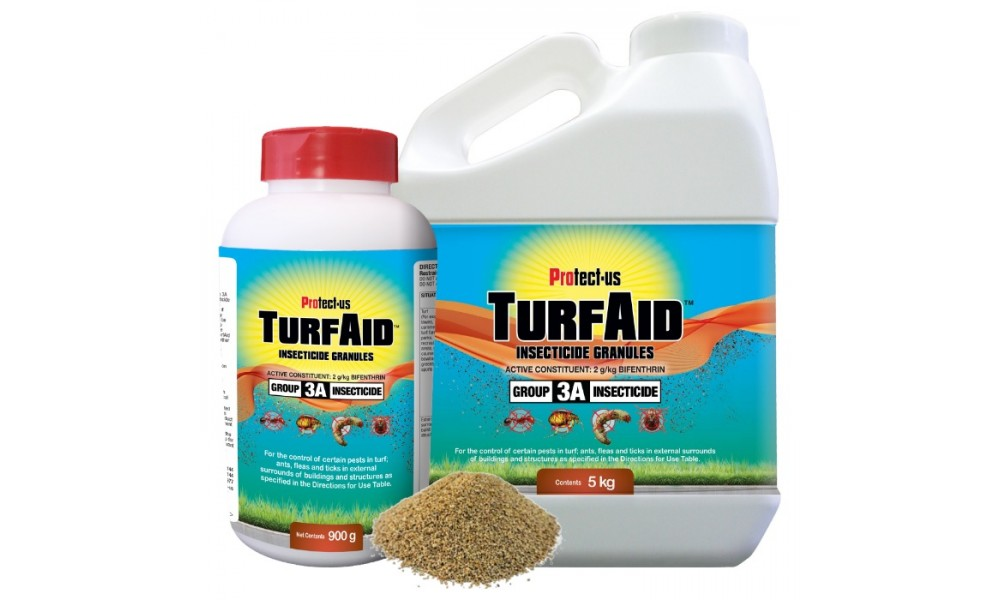 TurfAid Insecticide Granules