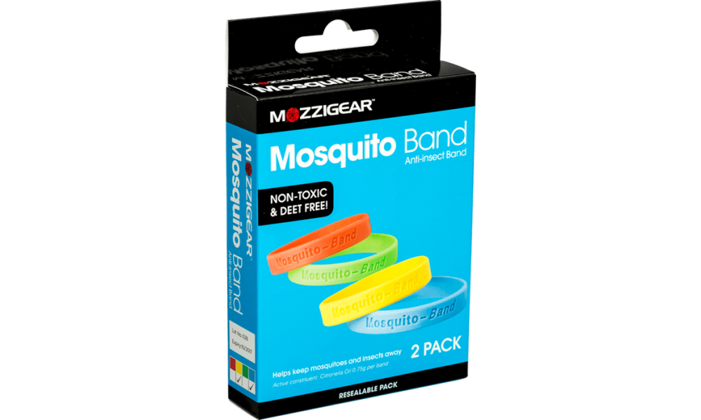 Mosquito Bands - Adults