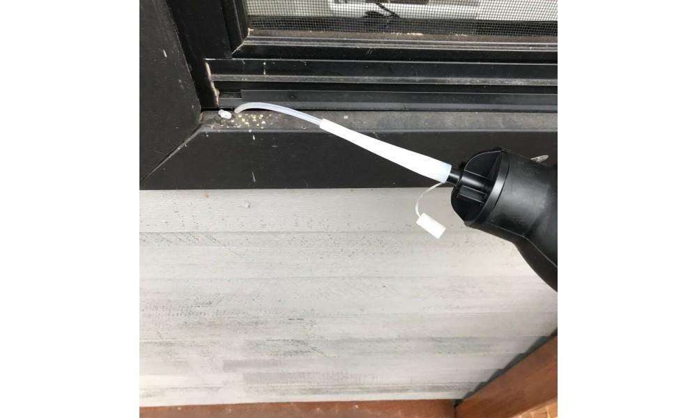 B&G Bulb Duster Window Frame