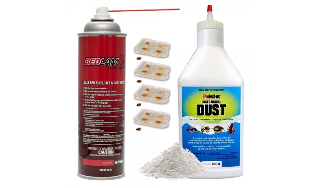 Bed Bug Control Kit - Basic