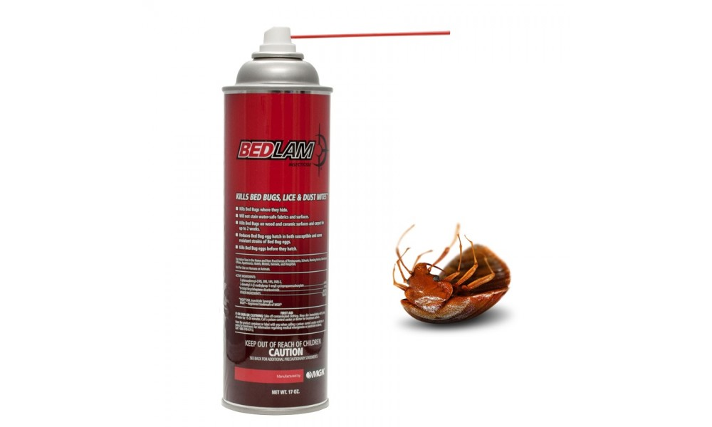 Bedlam Aerosol Insecticide