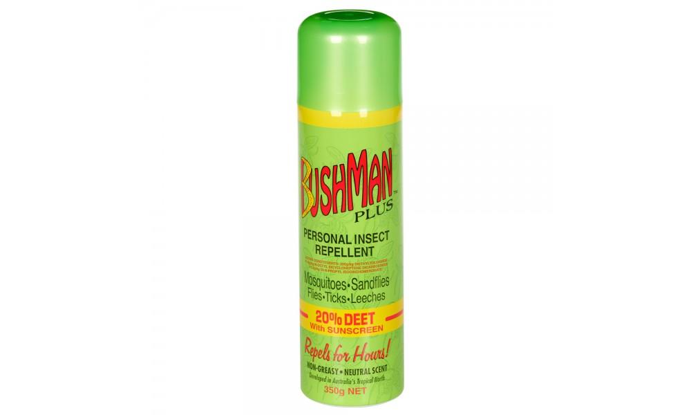 Bushman Plus Aerosol