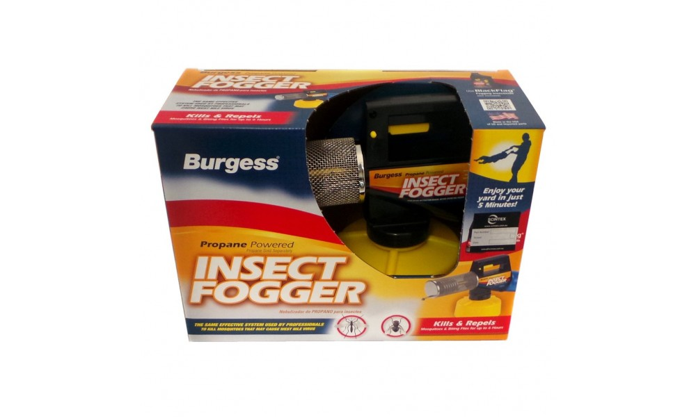 Burgess Propane Thermal Insect Fogger