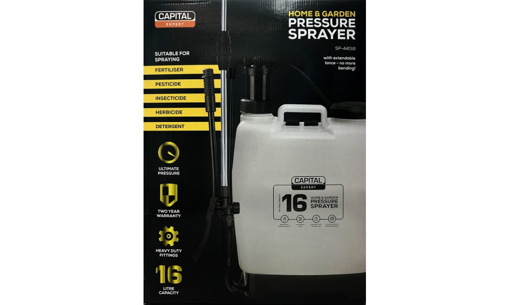 Capital Backpack Sprayer 16 Litre