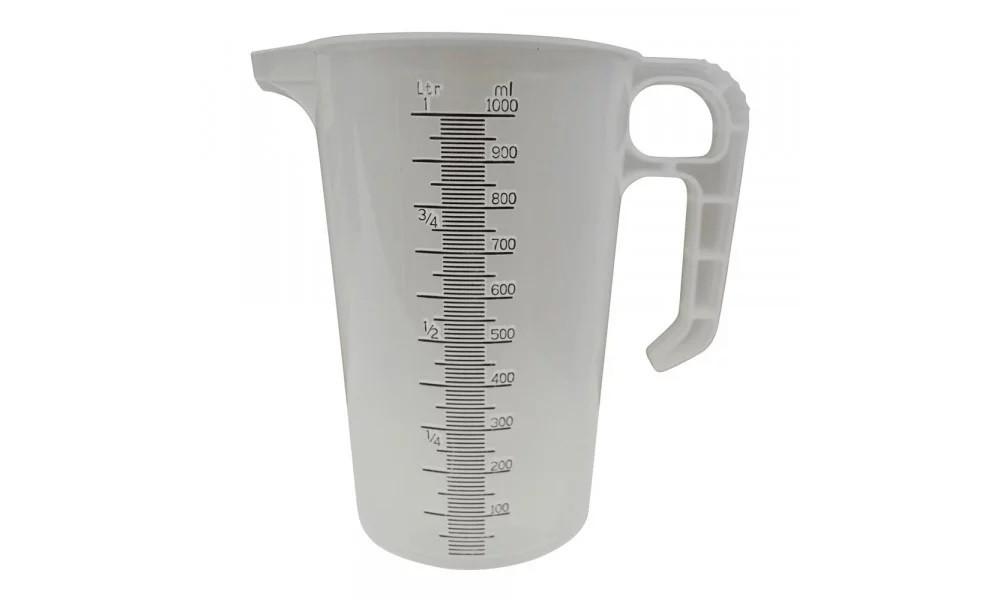 Chemical Measuring Jug 1L