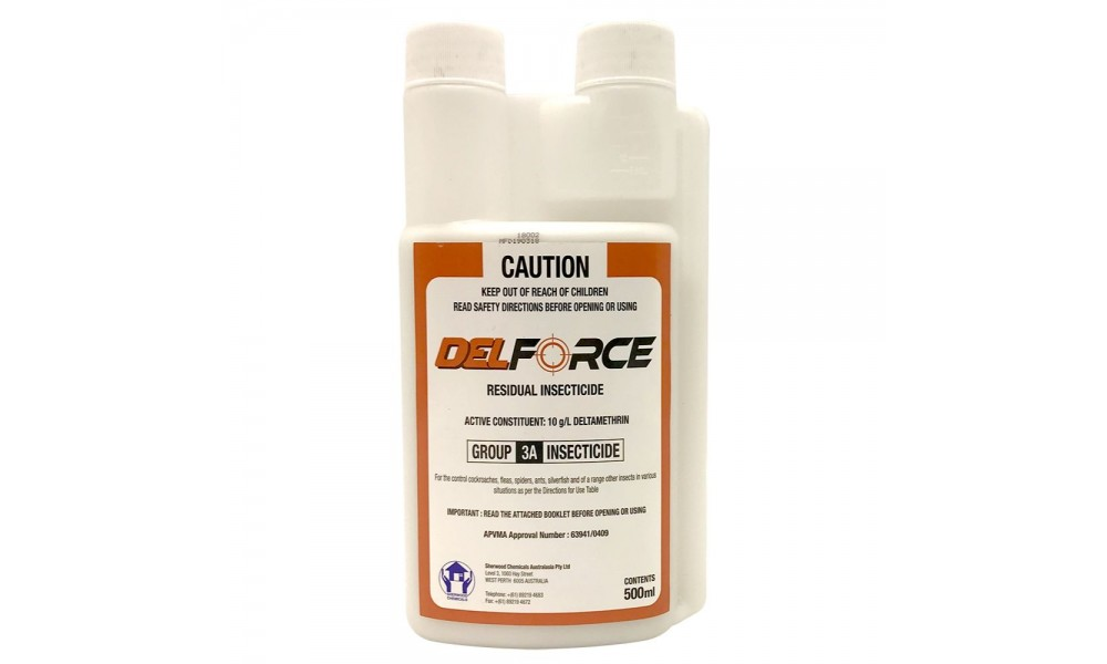 Delforce Residual Insecticide 500ml