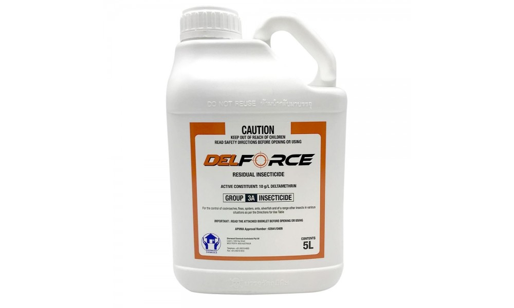 Delforce Residual Insecticide 5 Litre