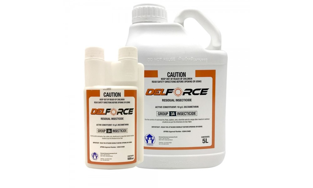 Delforce Residual Insecticide
