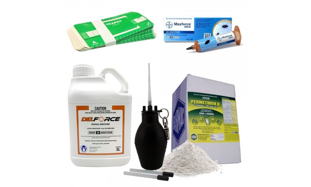 DIY Pest Control Kit - Deluxe