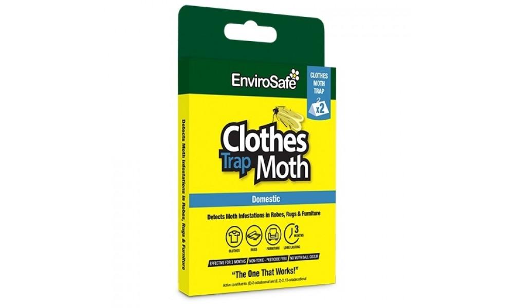 Envirosafe Clothes Moth Trap - Domestic