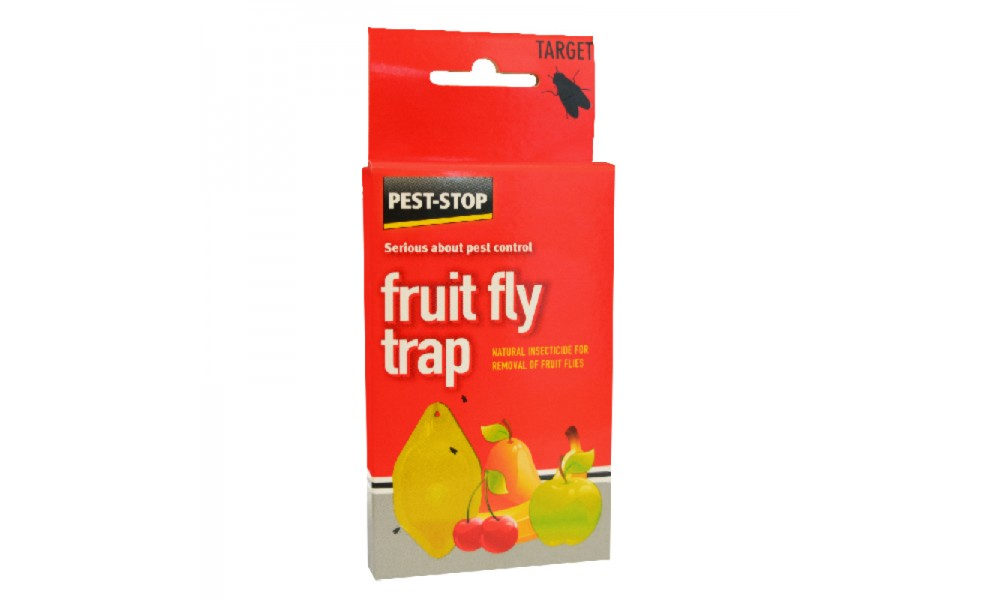 Pest-Stop Fruit Fly Trap
