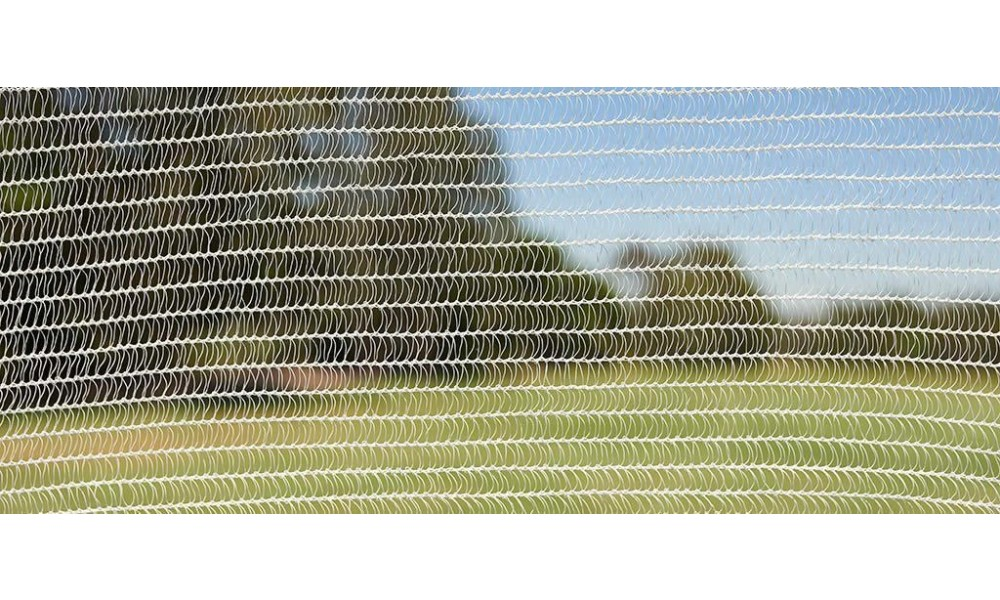 Hail Cross Weave Netting